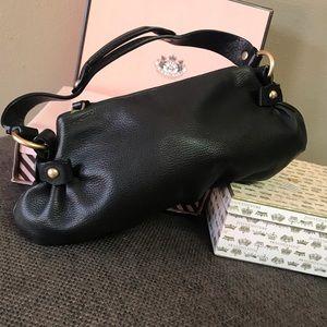 Juicy Couture vintage leather petite bag cowhide